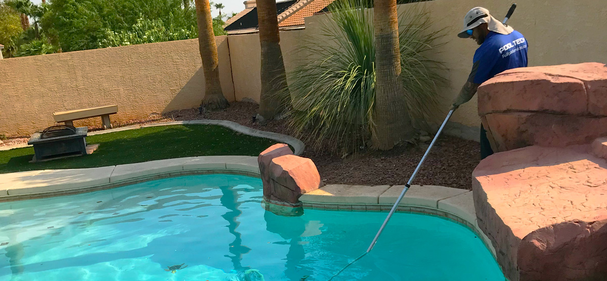 Professional Pool Services In Las Vegas Pool Services In